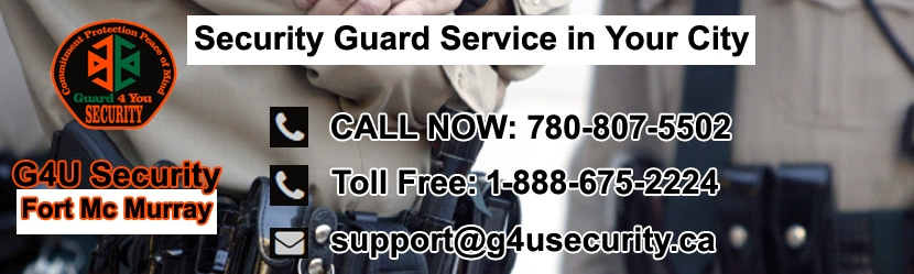 Fort McMurray Security Guard Services
