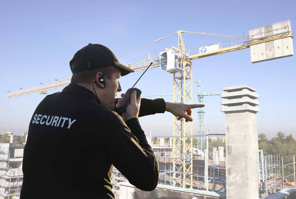 Construction Site Security Basics
