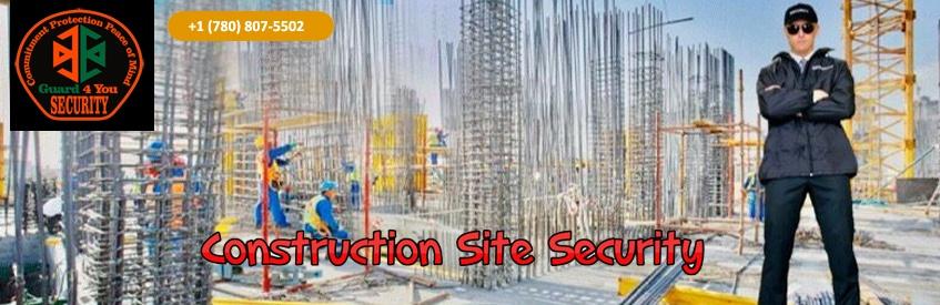 Construction Site Security Guard Edmonton