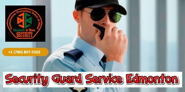 Edmonton Security Guard Service