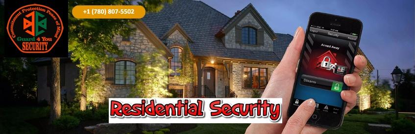 Residential Security Edmonton