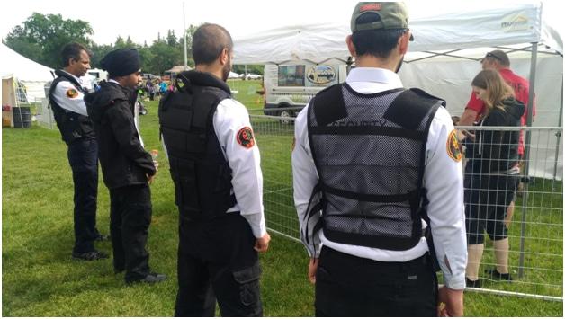 Commercial Security Guard Edmonton, Calgary, Toronto,Vancouver