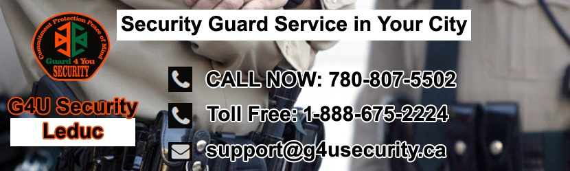 Leduc Security Guard Companies