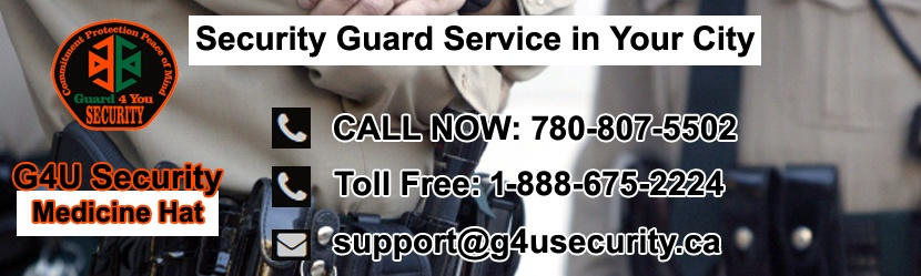 Medicine Hat Security Guard Companies