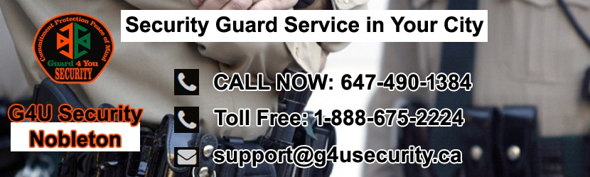 Nobleton Security Guard Service
