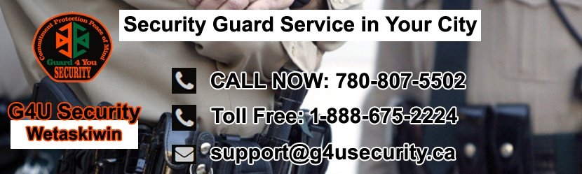 Wetaskiwin Security Guard Companies