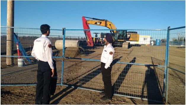 Why Do You Need Fire Watch Security Guards at Construction Site?